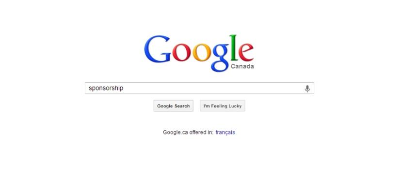 Google Sponsorship
