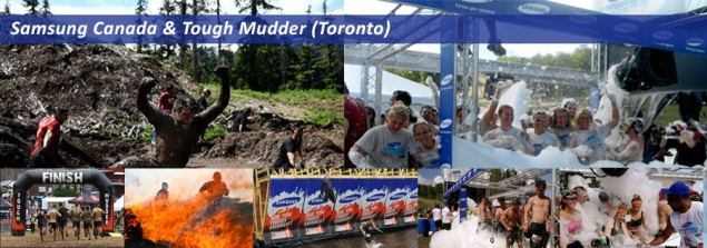 Samsung Tough Mudder Toronto